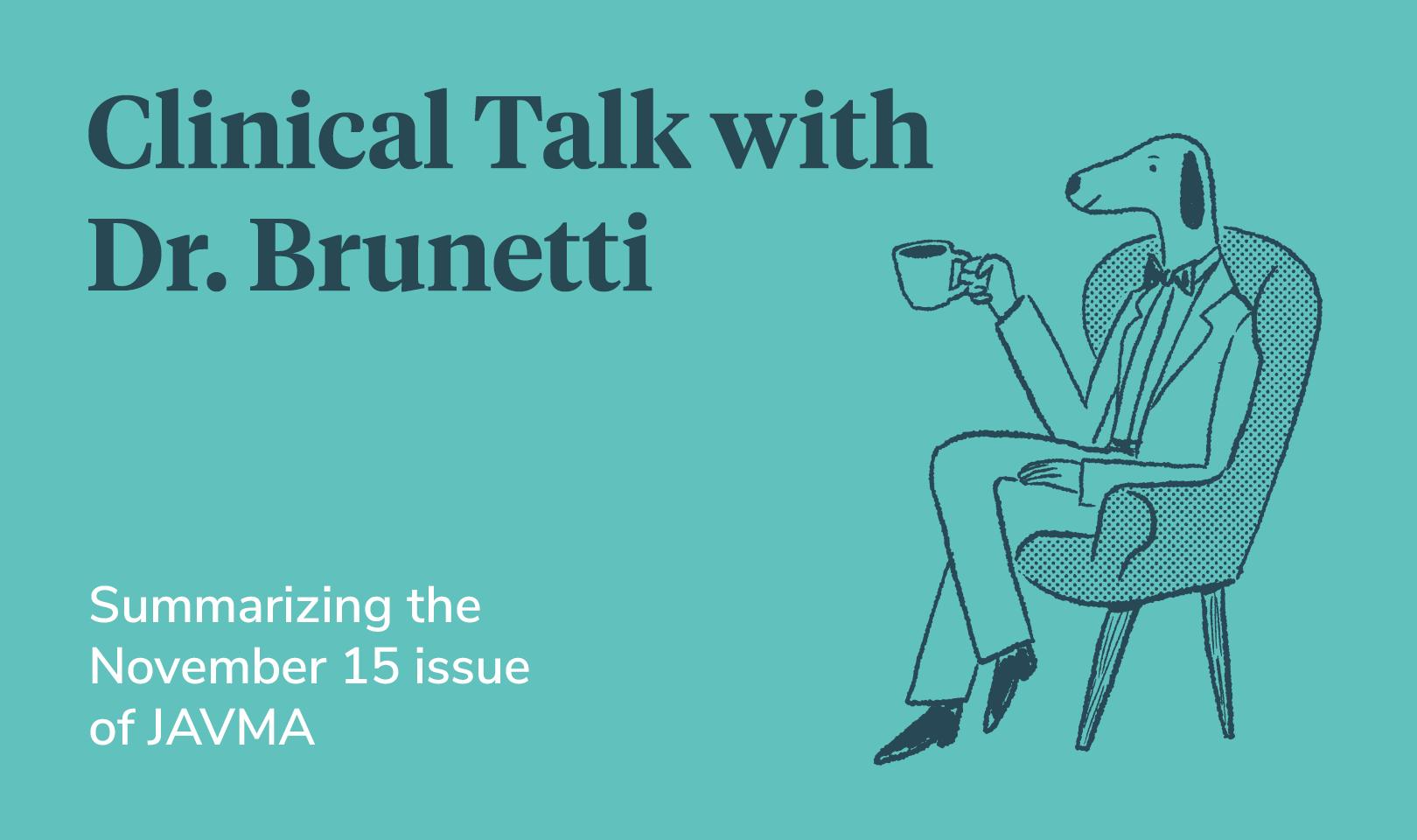 Clinical talk - November 2020