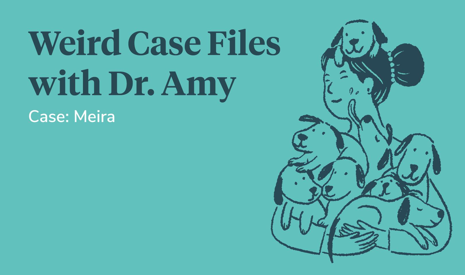 Weird veterinary cases